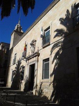 Archivo - El Tribunal Superior de Justicia de Extremadura publica su memoria anual