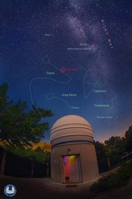 El Observatori Astronòmic Albanyà (Girona) codescubre un sistema multiplanetario