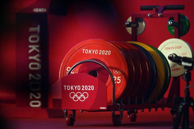 Halterofilia en los Juegos Olímpicos de Tokyo 2020