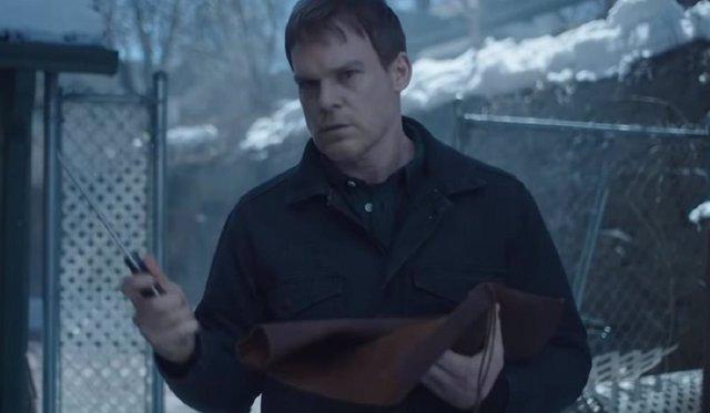 Dexter revela por qué ha regresado en el tráiler de New Blood, que ya tiene fecha de estreno