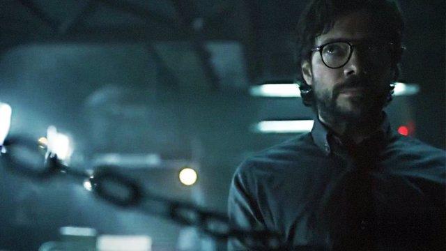 La Casa de Papel 5: Sierra encadena al Profesor en el teaser trailer de la ultima temporada