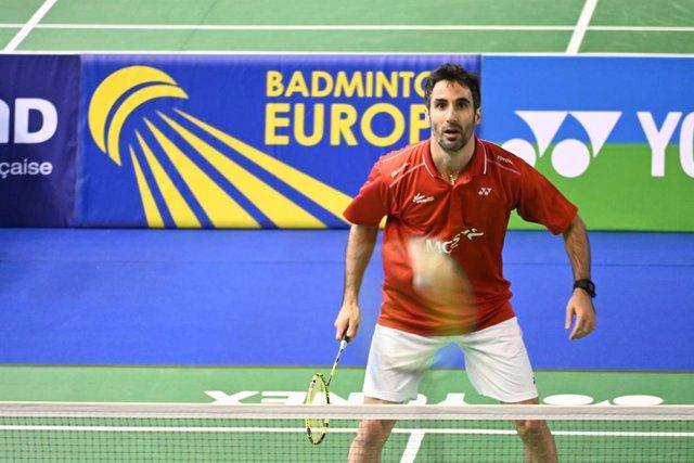 Archivo - Pablo Abián, en el Campeonato de Europa por equipos.