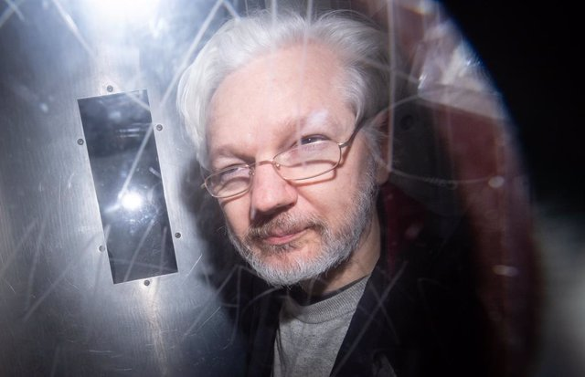 Archivo - El fundador de Wikileaks Julian Assange.