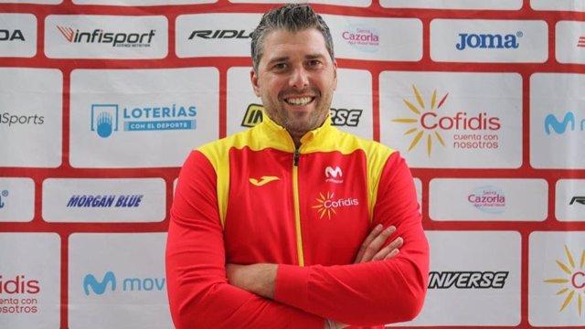 Arxiu - El seleccionador espanyol de ciclisme, Pascual Momparler