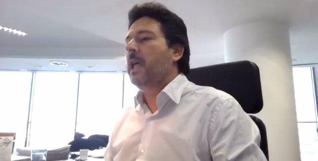 El secretario de Territorio y Movilidad, Isidre Gavín