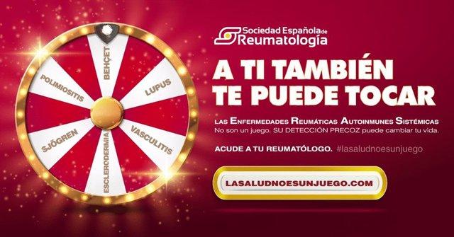 Málaga.- La SER arranca en Málaga una campaña nacional sobre las enfermedades reumáticas autoinmunes
