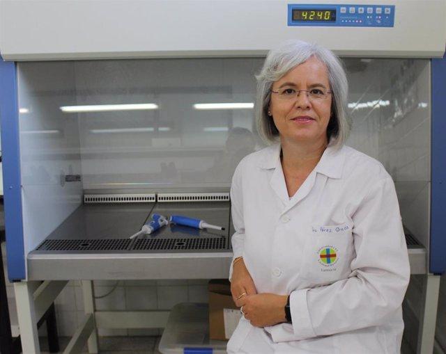Archivo - La catedrática Teresa Pérez