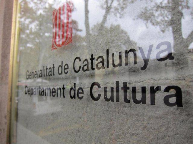 Archivo - Arxiu - Conselleria de Cultura de la Generalitat de Catalunya