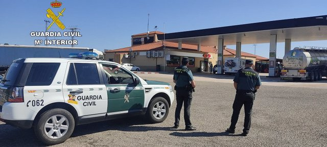 La Guardia Civil localiza a un hombre desaparecido en Serradilla