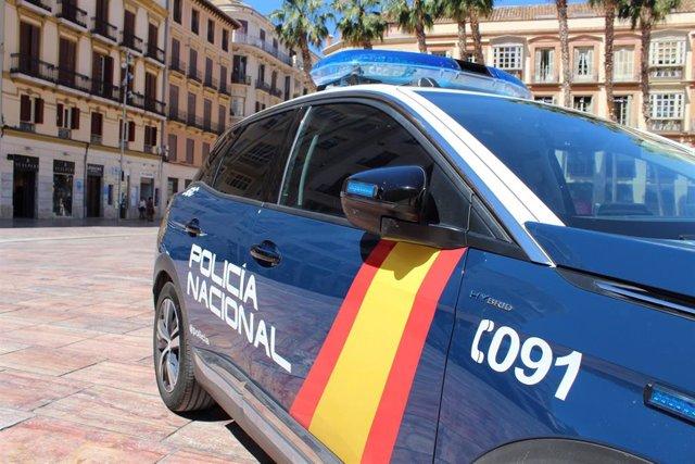Detienen a un hombre que abordó a un conocido robándole 700 euros que acababa de retirar del banco