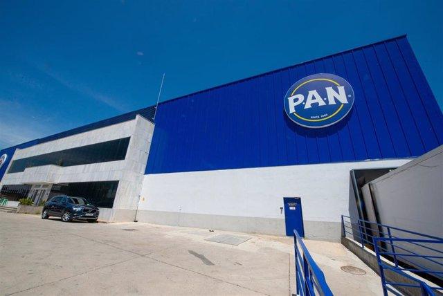 Archivo - Fábrica de P.A.N. En Madrid