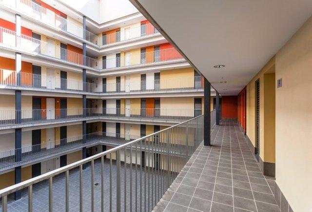 Archivo - Viviendas del Área Metropolitan de Barcelona (AMB). - Archivo
