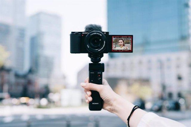 Cámara vlog ZV-E10