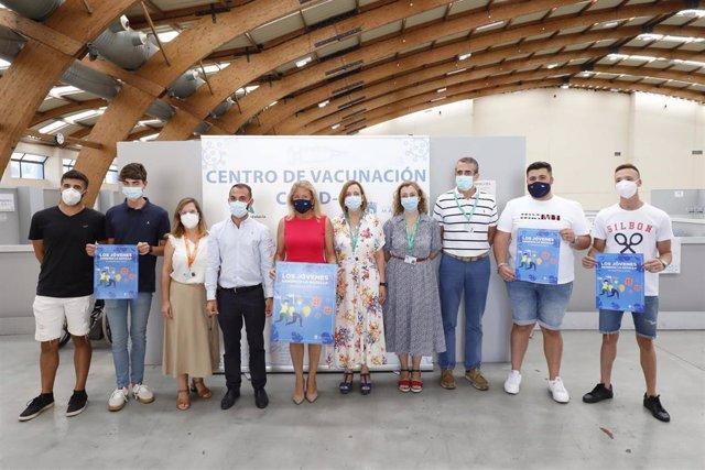 Campaña de vacunación a jóvenes en Marbella