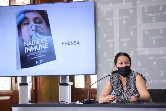 Presentación de la campaña 'Nadie es inmune'