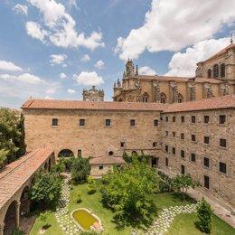 Convento de San Esteban, en Salamanca.