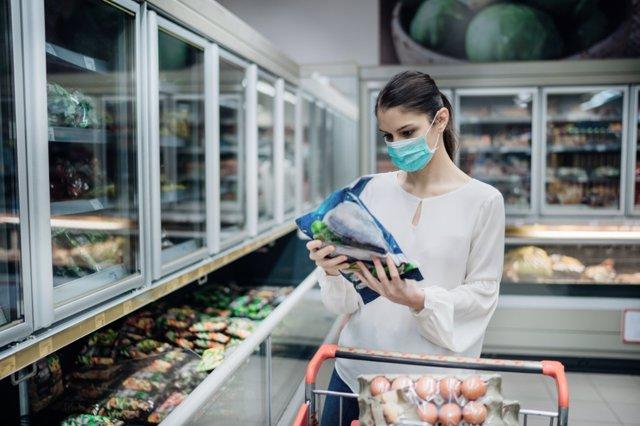 Cuidado con los congelados, si eres intolerante a la lactosa