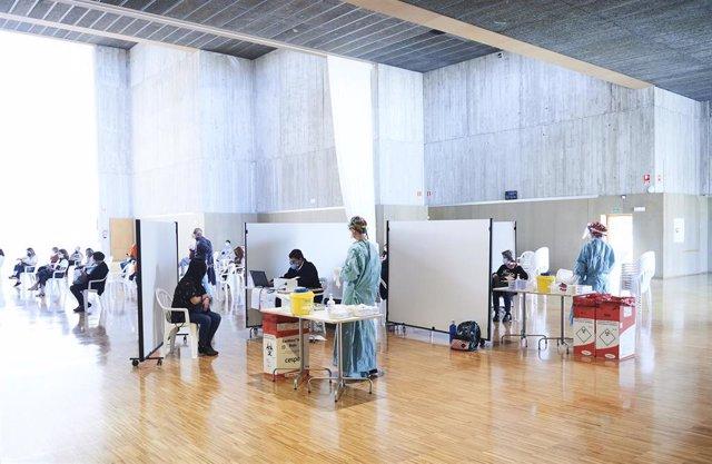 Archivo - Vacunación en Cantabria