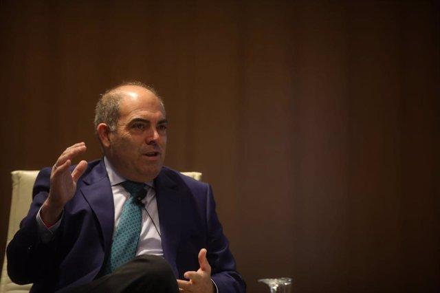 Archivo - El presidente de ATA y vicepresidente de CEOE, Lorenzo Amor.