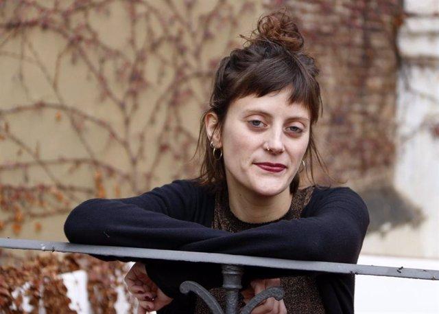 La poeta i rapsoda Maria Callís Cabrera