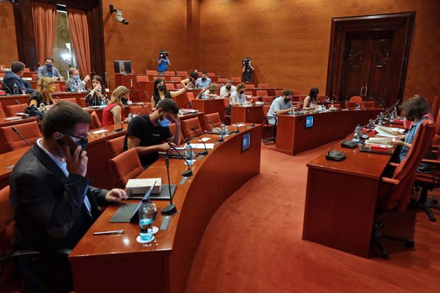 Reunió de la junta de portaveus