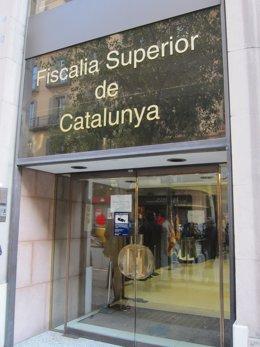 Archivo - Arxiu - Entrada de la Fiscalia Superior de Catalunya
