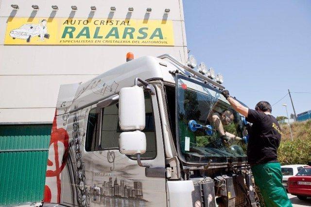 Auto Cristal Ralarsa, empresa especializada en la sustitución