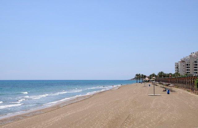 Playa Les Amplaries de Oropesa del Mar