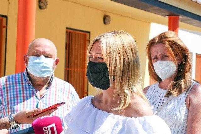 La líder de Ciudadanos en Castilla-La Mancha, Carmen Picazo
