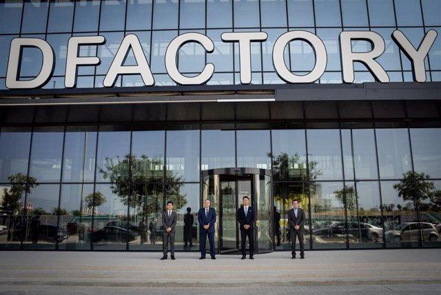 El DFactory en Barcelona