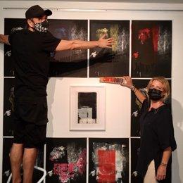 L'artista David Gil Campesino recupera l'essència de la serigrafia en la nova exposició de la Casa Bardín