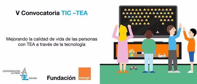 Archivo - V Convocatoria TIC-TEA de Fundación Orange y Autismo España