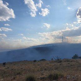 Incendio de Mazarete