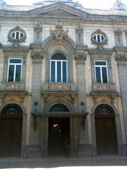 Archivo - Arxiu - Seu del Tribunal Suprem
