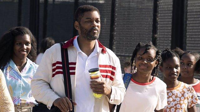 Archivo - Will Smith salta a la pista en el intenso tráiler de King Richard, biopic de Venus y Serena Williams