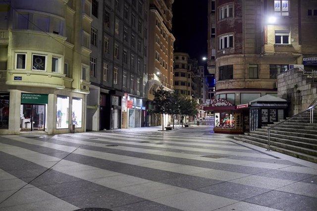 Archivo - Calle Lealtad  Santander