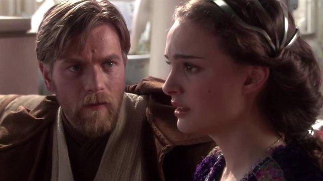 Star Wars: La venganza de los Sith contaba con un triángulo amoroso entre Anakin Skywalker, Amidala y Obi-Wan Kenobi