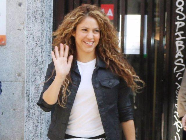 Archivo - Arxiu - Shakira