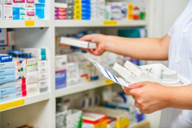 Archivo - Farmacia