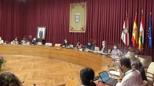 Pleno del Ayuntamiento de Logroño del 29 de julio de 2021