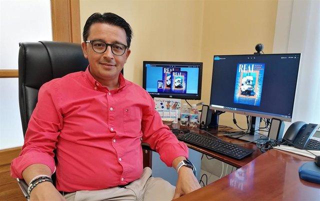 El diputado provincial de Cultura, Manuel Guzmán