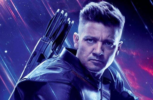 Primera imagen de Hawkeye, que ya tiene fecha de estreno en Disney+