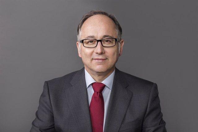 Archivo - Consejero delegado de IAG, Luis Gallego.
