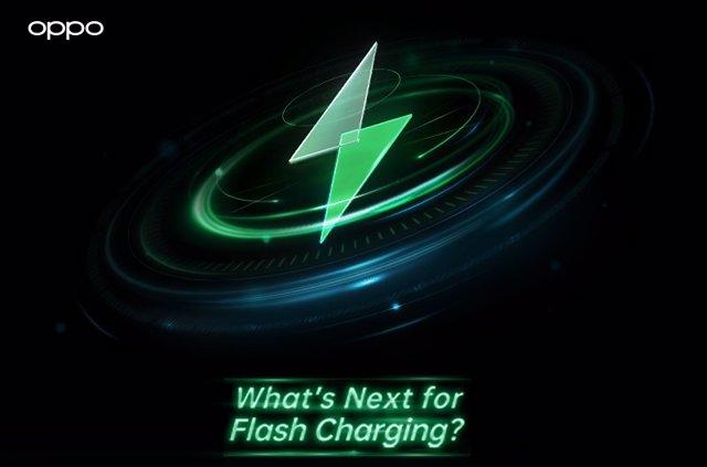 Carga rápida Flash Charge de Oppo