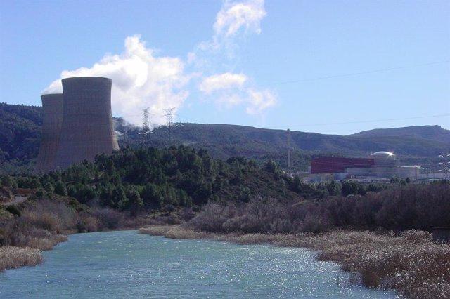 Archivo - Arxiu - Central nuclear de Cofrents (València)