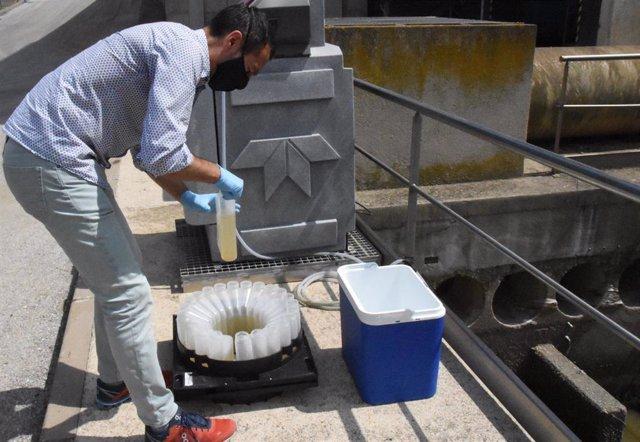 Análisis de depuradoras en Lleida.