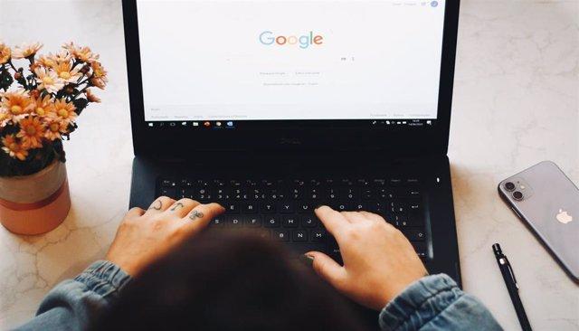 Archivo - Buscador de Google.