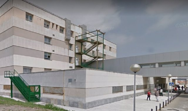 Archivo - Hospital Punta Europa de Algeciras (Cádiz)