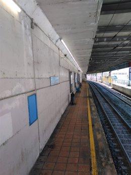 Estación de Eibar.