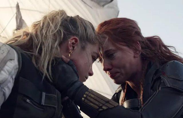 """Archivo - El nuevo tráiler de Viuda Negra divide a los fans de Marvel: """"Si no es una historia de amor gay, no la quiero"""""""